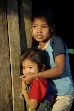 Enfants Laos - 2012
