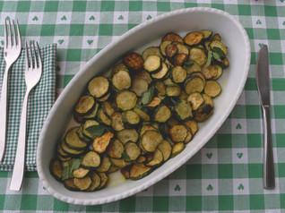 Zucchine alla Scapece