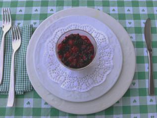 """Cheese-Cake ai Frutti di Bosco di """"Dolciaria Marigliano"""""""