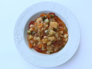 Zuppa di Verdure di Stagione