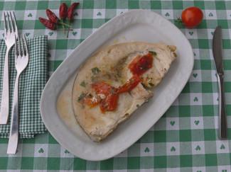 Pesce Spada con Pomodorino