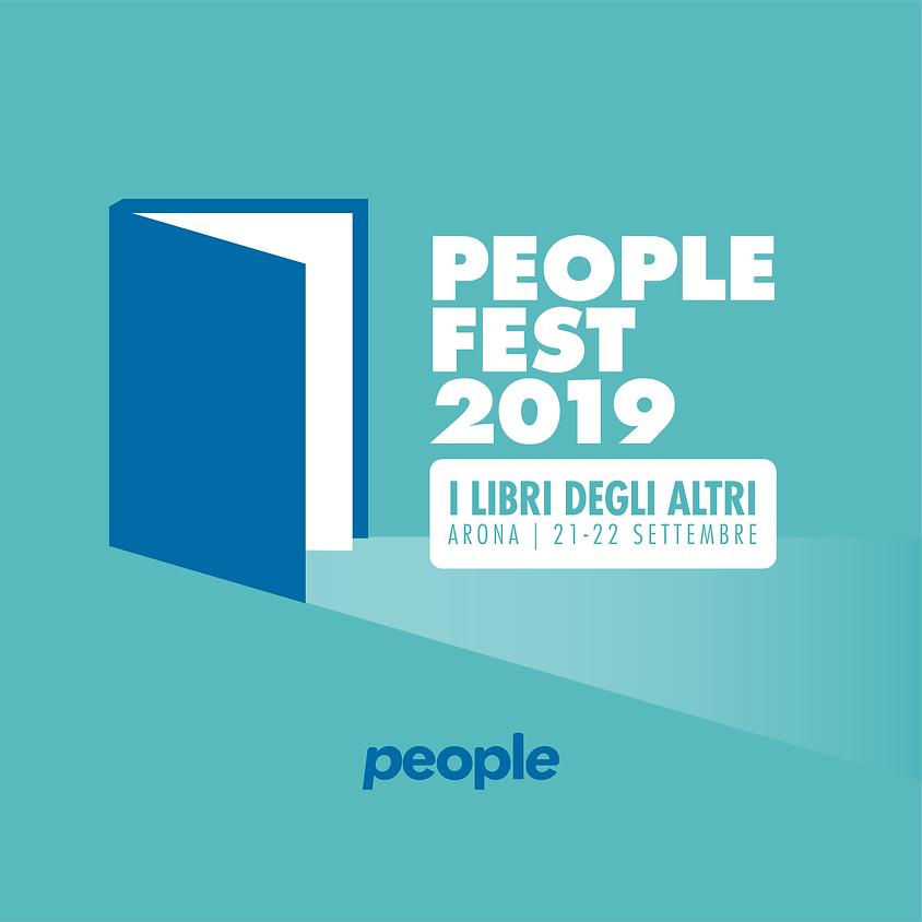 PEOPLE FEST 2019     I libri degli altri - Arona (NO)