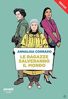Cover ebook Le Ragazze Salveranno Il Mon