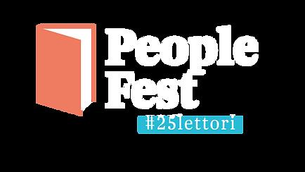 PeopleFest20 - Verona - 25lettori LOGO-1