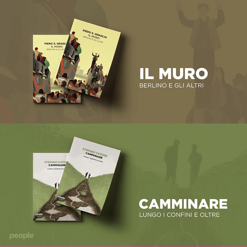 """Milano Bookcity - """"Il Muro"""" e """"Camminare"""""""