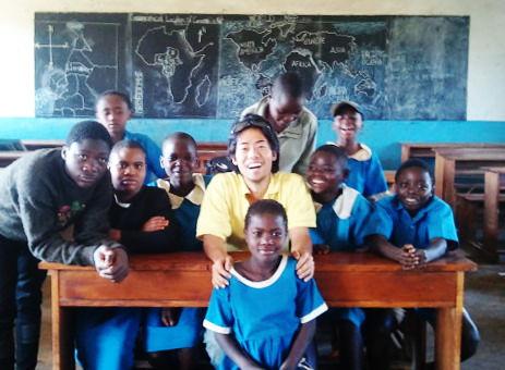 アフリカでのイマージョン教育