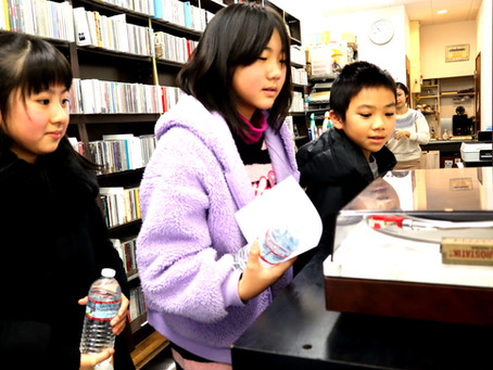 小学生による英会話ラジオCMの収録動画を公開!