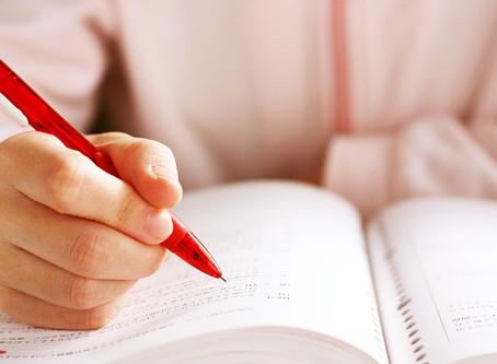 定期試験で点数を着実に伸ばす方法