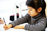 外国人塾講師と日本人塾講師による個別指導