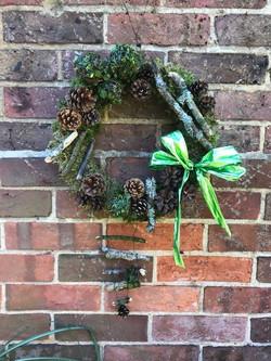 Jasmine Bicknell Thank you Wreath resize