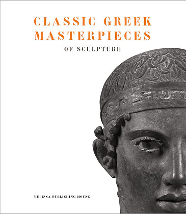 CLASSIC GREEK MASTERPIECES OF SCULPTURE (paperback)