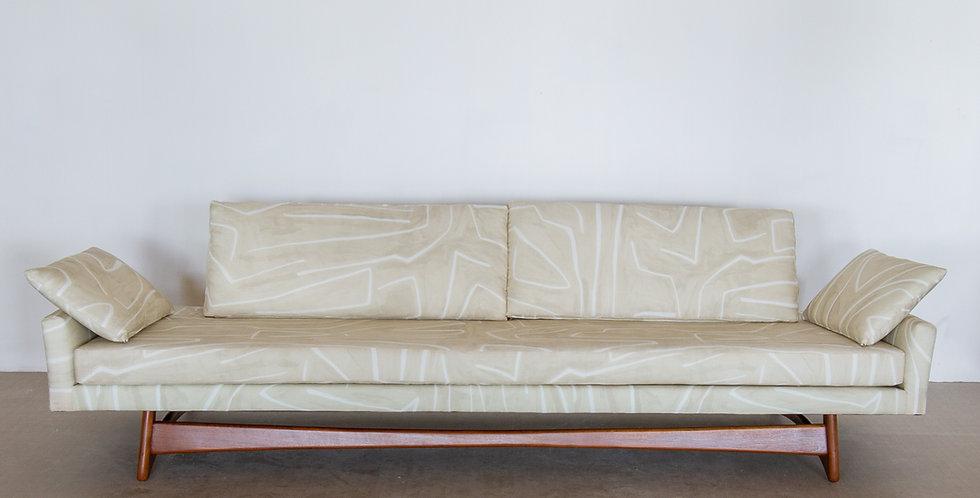 Adrian Pearsall for Craft Associates Gondola Sofa, 1950s