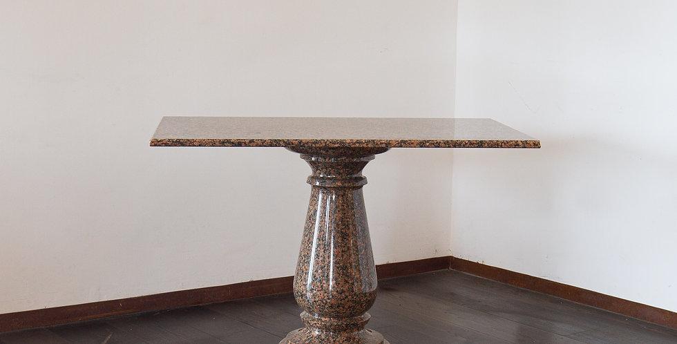A Rare Swedish 19th Century Polished Granite Centre Table, circa 1835