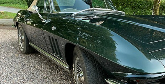 1965 Chevrolet GMC Corvette Stingray