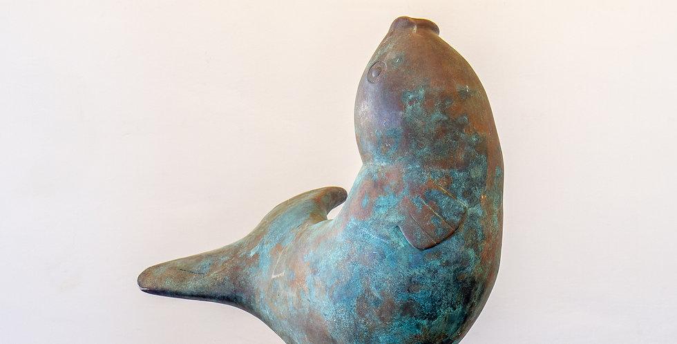 Bronze Sculpture after Willy Kreitz