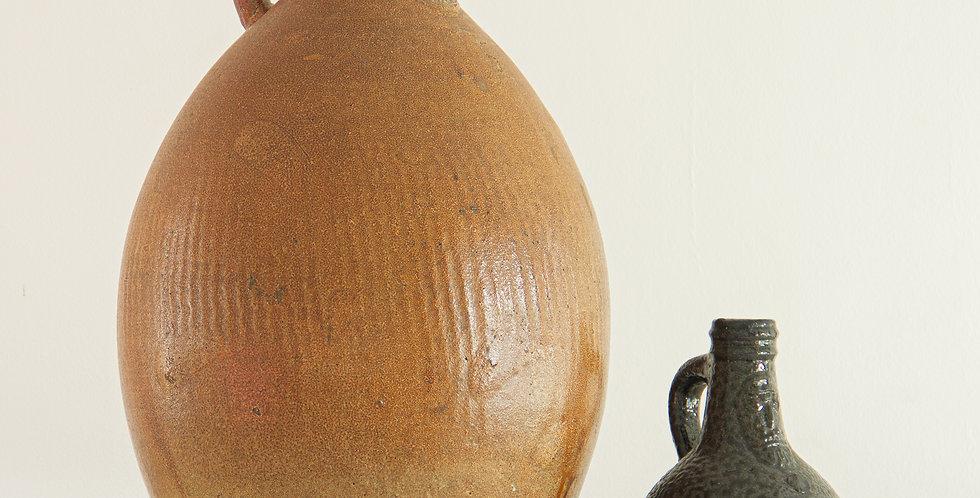 Grand Scale 17th Century Stoneware Bellarmine Jug