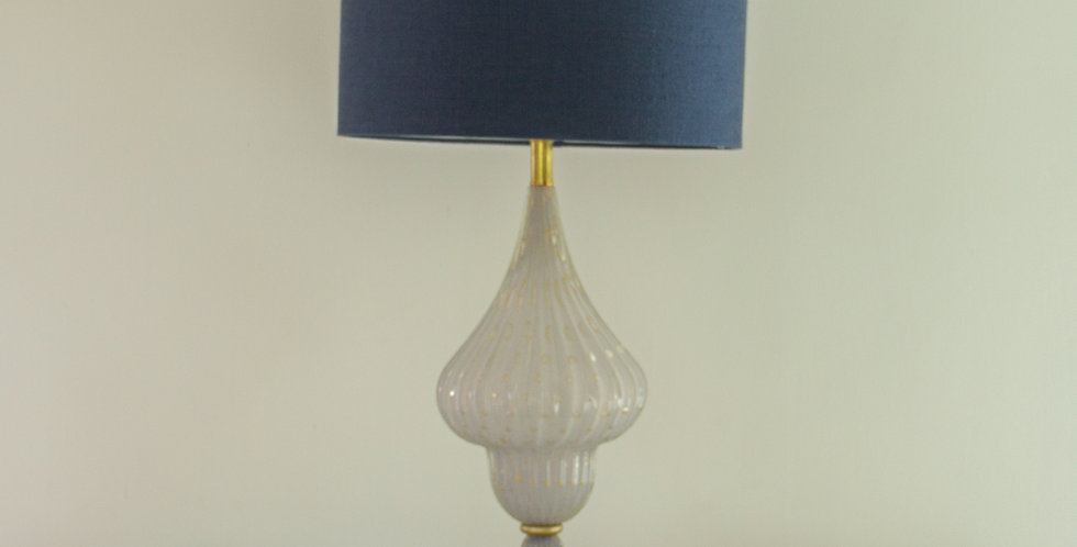 Single Murano Glass Lamp 1960s