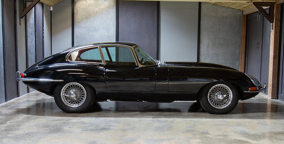 Jaguar 'E' Type Fixed Head Coupe 1965