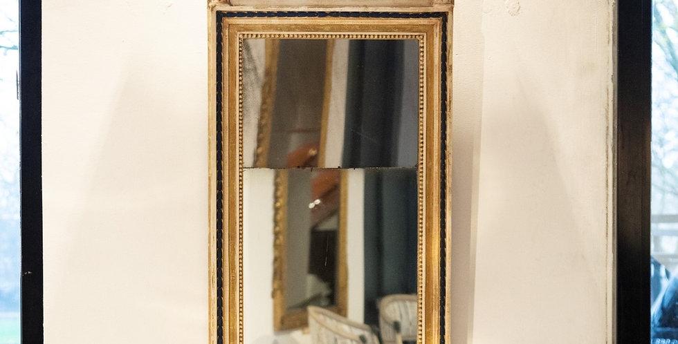 Swedish Empire Mirror circa 1800