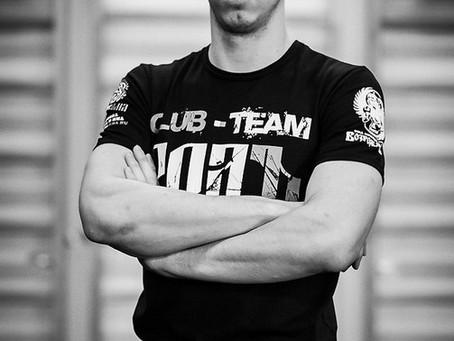 """Поздравляем с победой нашего бойца Александра """"Сгуху"""" Сгудеева!"""