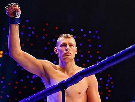 Александр Волков - новый чемпион М-1 в тяжелом весе