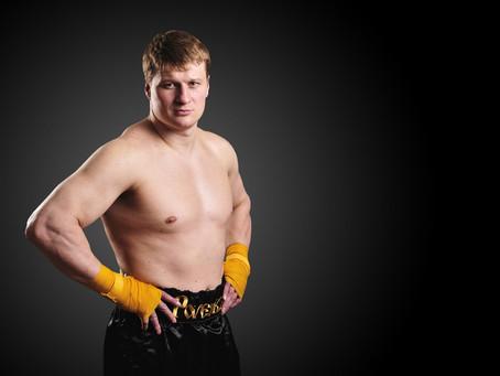 Александр Поветкин получил премию WBC «Возвращение года»