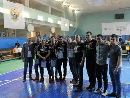 Результаты выступления наших бойцов на Чемпионате Москвы по Панратиону!