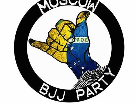 Открытый турнир по бразильскому джиу-джитсу «BJJ PARTY IV» (Москва, 6.03.2016)