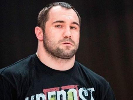 Константин Ерохин провалил тест на допинг после боя с Гонзагой