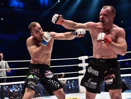 Александр Шлеменко победил Вячеслава Василевского