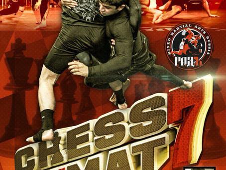 "7-й турнир по грепплингу ""Сhess on the Mat-7"" или ""Шахматы на ковре-7"" на призы"