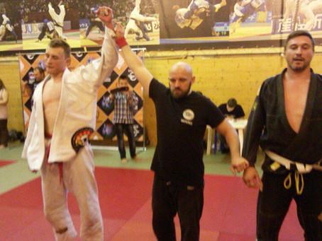Наши бойцы завоевали два золота на White Belts BJJ Cup