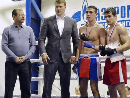 В Белгородской области определили лучших кикбоксеров