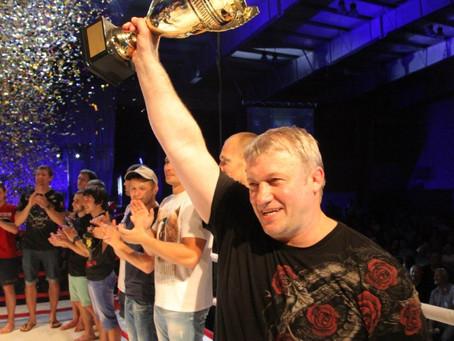 Поздравляем c юбилеем Владимира Воронова!!!