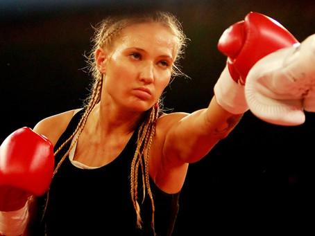 Анастасия Янькова победила Луане Лоренцони