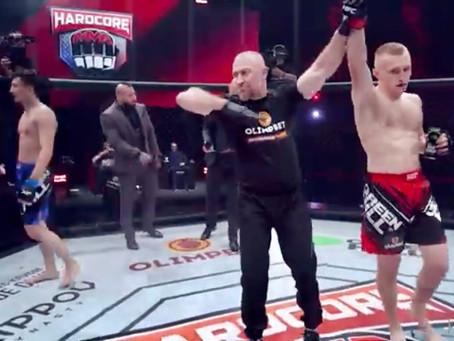 Наш боец Илья Волынец одержал победу над Жахонгиром Носировым