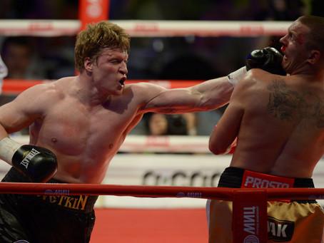 Александр Поветкин занял первое место в декабрьском рейтинге WBC