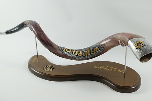 Jerusalem Shofar (Key of C#) (Stand Not Included)