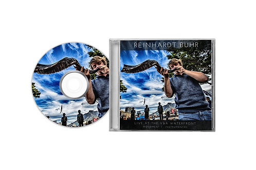 CD: Movement 1 - Live at the V&A Waterfront