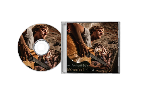 CD: Movement 2 - Live Looping