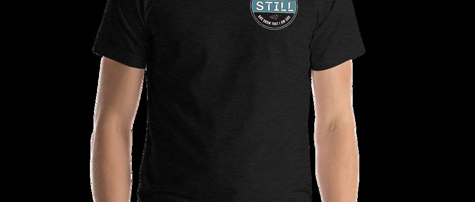 Be Still Colourful Print Unisex T-Shirt