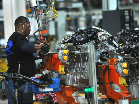 FORD INVESTS $1 BILLION IN CHICAGO PLANTS