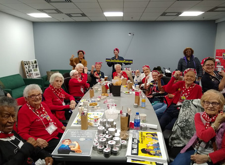 UAW-FORD Honors and Celebrates National Rosie the Riveter Day