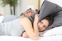 can't sleep snoring insomnia apnoea