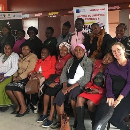 Novel mobile app could help to reduce sexual violence in Kenya