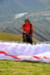 Paralandia Paragliding Tandem and Guiding Alicante / Murcia Costa Blanca Spain