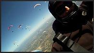 Paralandia paragliding tandem and guiding in Alicante Murcia Guadalest Costa Blanca Spain