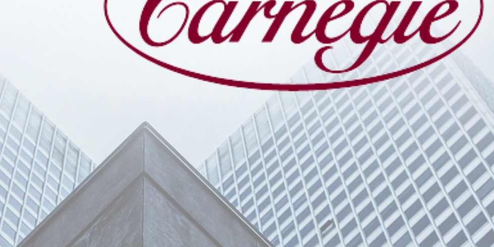 Carnegie Breakfast Event