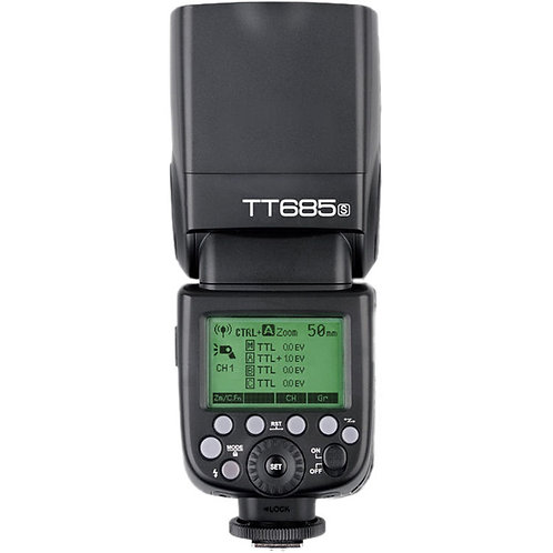 Flash Godox TT685II para Camaras Sony