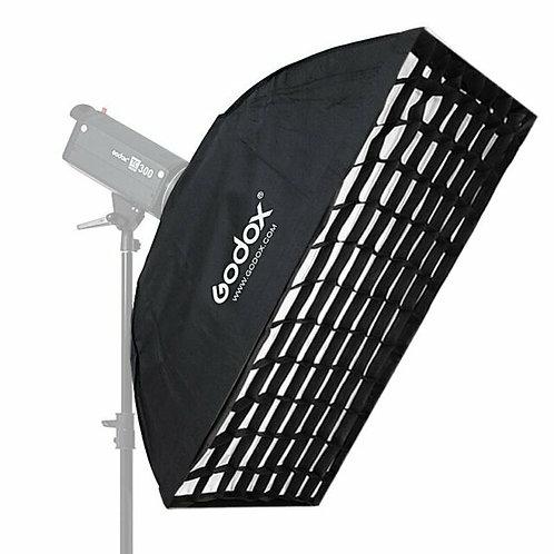 Softbox Godox 60x90cm con grid Bowens